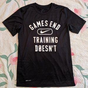 Nike Dri Fit Short Sleeve Tee